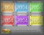 Color+OS pack railendar