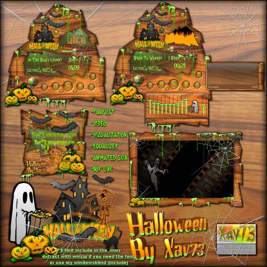 My Halloween wmp by Xav73