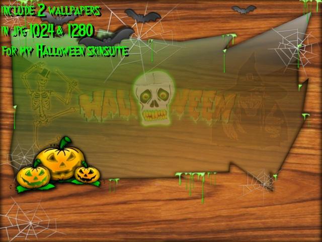 My Halloween paper 2 by Xav73