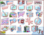 My Xmas png Candy1