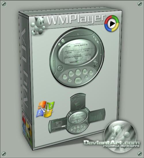 My DA wmp by Xav73