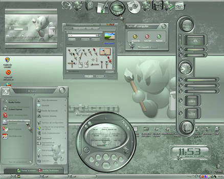 My DA Suite by Xav73