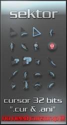 Sektor cursor 32bits by Xav73