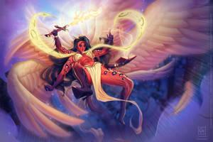 Heavenly Justice (StepbyStep)