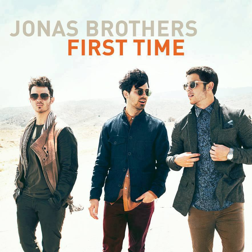 Photoshoot First Time CD Jonas Brothers 2013 by ...