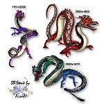 Oriental Dragon by AisneV