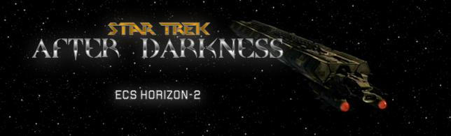 After Darkness Part 2 - ECS HORIZON-2 by TemplarSora