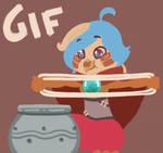 Noodle Maker (Gif)