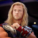 Thor on The Avengers (Gif)