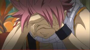 Natsu Is Thinking?!?! GIF