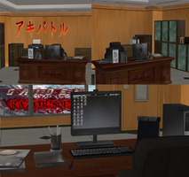 NG3RE Office by SSPD077 by SSPD077