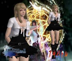 Final Fantasy Versus Stella Nox Fleuret by SSPD077