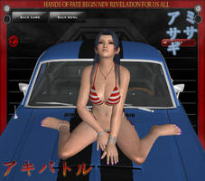 Shara's Endzone Shelby GT500 Mustang by SSPD077