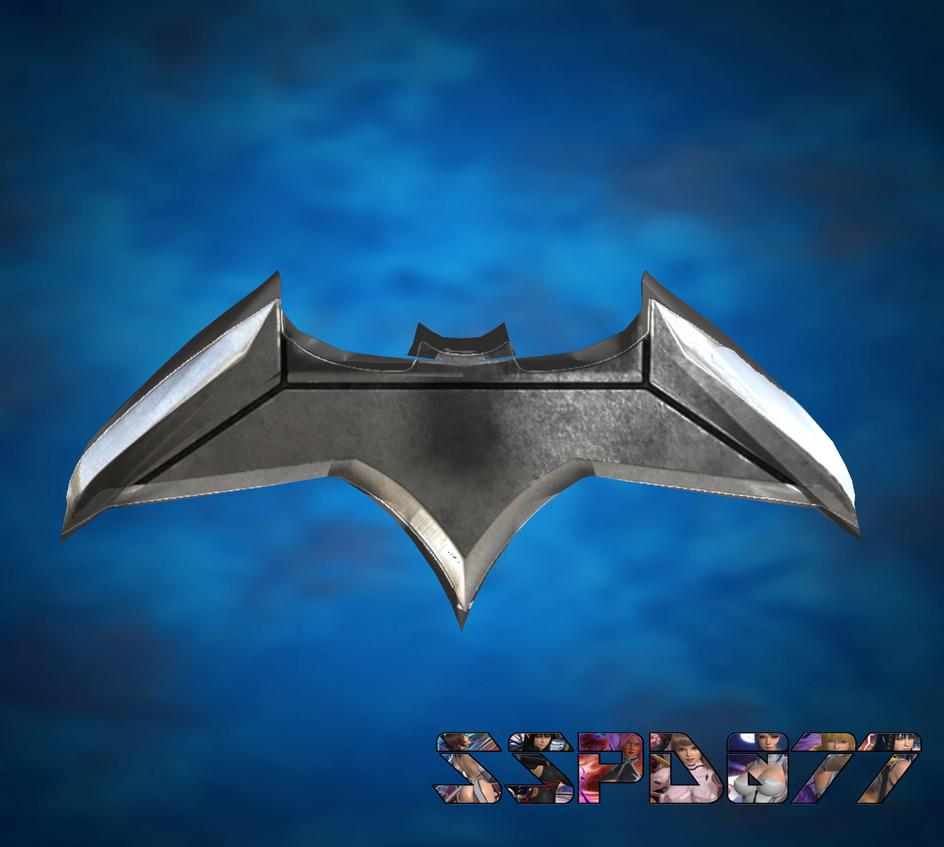 batman v superman batarang by SSPD077 by SSPD077