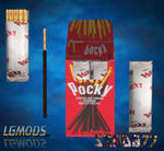 Choclate Pocky Pack by LGMod SSPD077