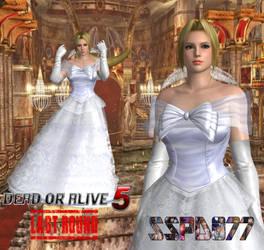 DOA5LR Helena Douglas Opera Dress by SSPD077