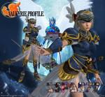 Valkyrie Profiles Lenneth Valkyrie by SSPD077