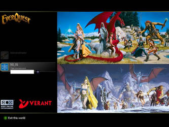 EverQuest Logon