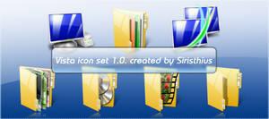 Vista icon set 1.0.