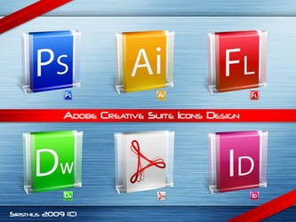 Adobe CS Icons by Siristhius