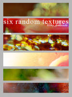 Six Random textures by filthy-diamonds