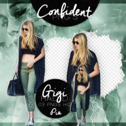 Pack Png 063 // Gigi Hadid by confidentpngs