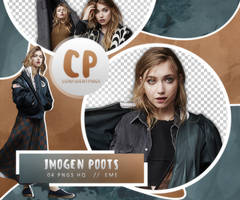 Png Pack 336 // Imogen Poots
