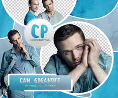 Png Pack 360 //  Cam  Gigandet