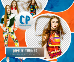 Png Pack 547 // Sophie Turner by confidentpngs