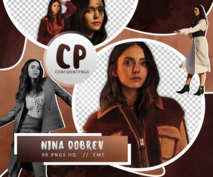 Png Pack 474 // Nina Dobrev