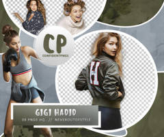 Png Pack 529 // Gigi Hadid by confidentpngs