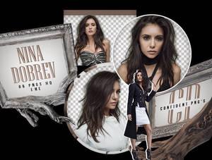 Png Pack 630 // Nina Dobrev