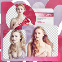 Png Pack 656 // Sophie Turner by confidentpngs