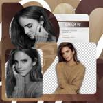 Png Pack 657 // Emma Watson
