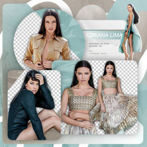 Png Pack 662 // Adriana Lima