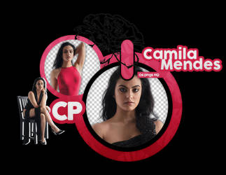 Png Pack 884 //Camila Mendes by confidentpngs