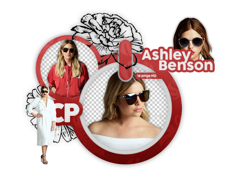 Pack Png 853 - Ashley Benson by confidentpngs on DeviantArt