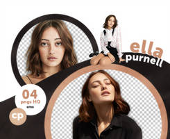 Png Pack 906 // Ella Purnell by confidentpngs
