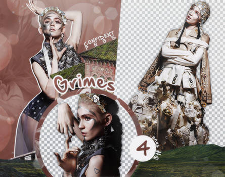 Pack Png 1119 - Grimes