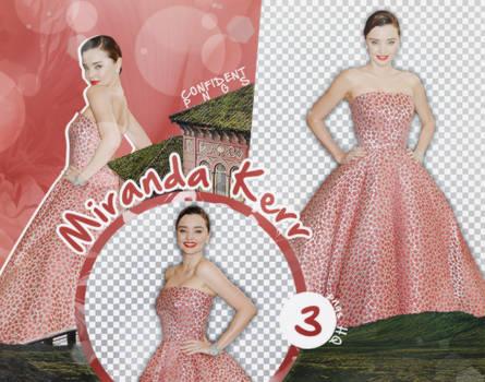 Png Pack 1125 // Miranda Kerr