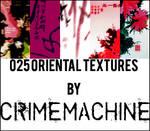 025 Oriental Textures