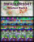 Debs Gradient Pack 1