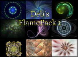 Debs Flame Pack 1 by DWALKER1047