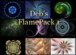 Debs Flame Pack 1