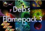 Debs Flame Pack 3