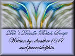 Debs Doodle Batch Script