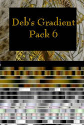Debs Grad PK 6 Silver and Gold