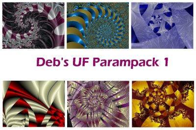 Deb's UF Parampack 1 by DWALKER1047