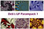 Deb's UF Parampack 1
