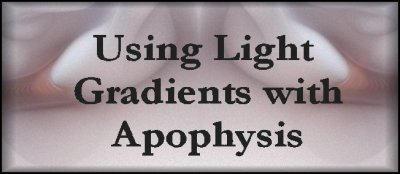 Using Light Gradients in APO